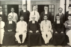 Teachers & Staff 1933 - 1950