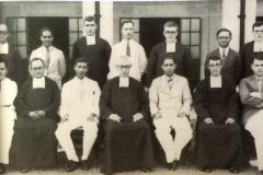 1935 - Teaching staff
