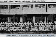 1937 - Teaching Staff