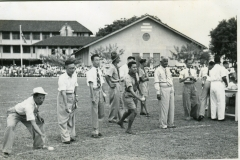 1952 - Teachers at Sports Day