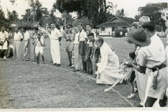 1952 - Teachers at Sports Day029
