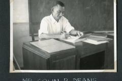 1955 - Mr Colin Dean