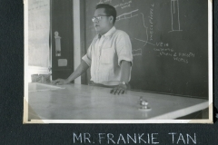 1955 - Mr Frankie Tan