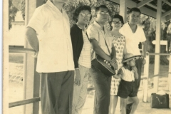 1962 Bro Dennis & Teachers
