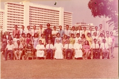 Teachers & Staff 1971 - 1980