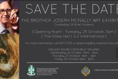 2016 - The Joseph McNally Art Exhibition