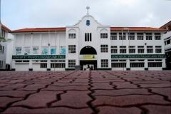 Present Admin Building
