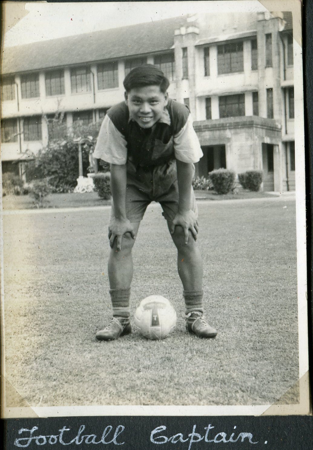 1955 -Football Captain011