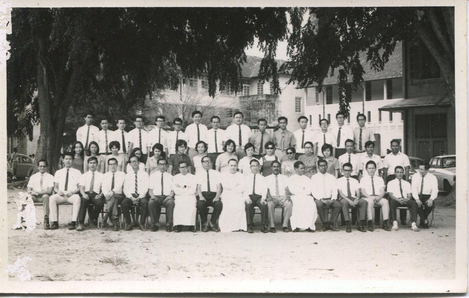 1972 Teaching staff