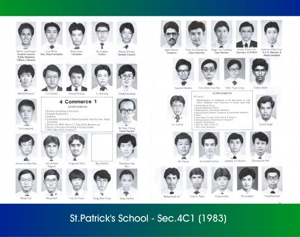 4C1 class of 1983