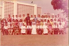 Teachers & Staff 1971 - 1980