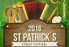 2016 - St Patrick's Day Parade