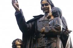 St-John-Baptise-De-Lalle-Statue
