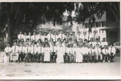 1972 Teaching staff