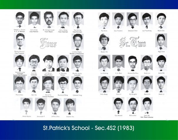 4S2 class of1983