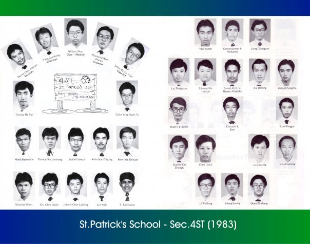 4ST class of 1983