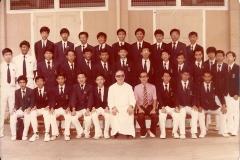 1982 Prefectorial Board